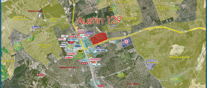 Austin 129 Aerial